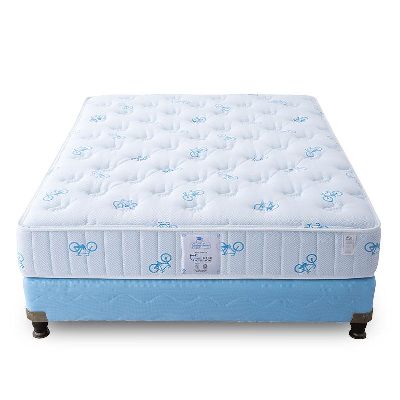 金可儿儿童乳胶床垫1.2米1.5米宝宝弹簧席梦思小博士