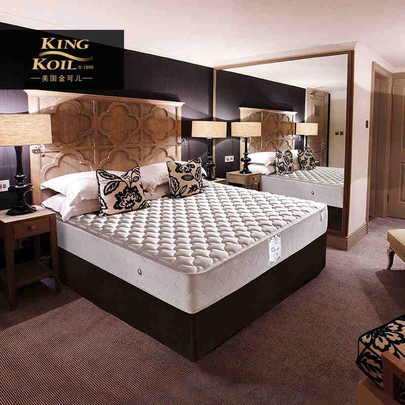 金可儿乳胶床垫科威特假日酒店套房款贵族定制埃米尔