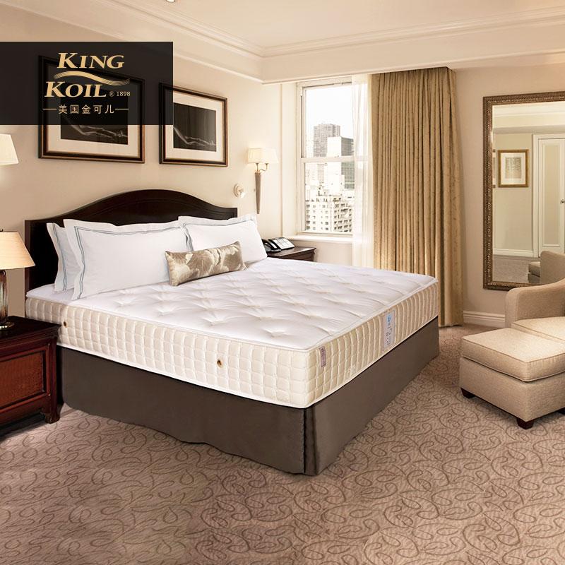 金可儿乳胶床垫新加坡卡尔登酒店套房1.8m莱佛士